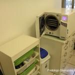 Autoclave sterilizzante attrezzature podologo
